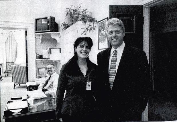 The Clinton Affair (1)