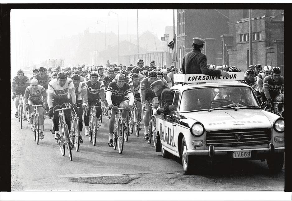 50 jaar na de historische Tour de France, toen Eddy 'Merckx' werd