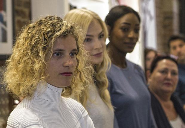 La mode, ses frères, sa fin de carrière: Olivia Borlée se confie