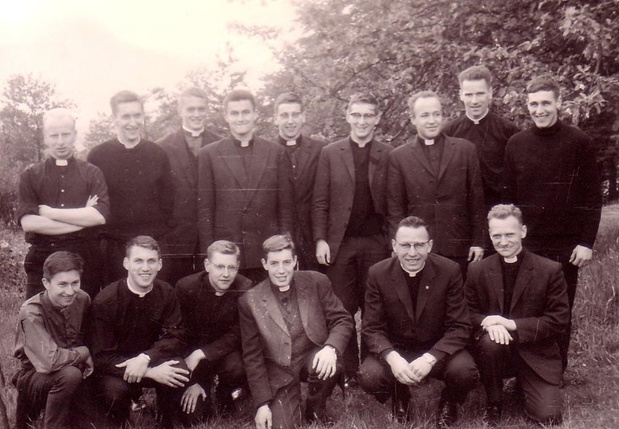 Afscheid van missionaris Gerard Nachtergaele uit Oeselgem