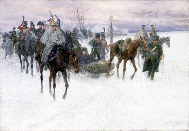 De Russische veldtocht van 1812