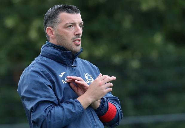 Trainer Angelo Paravizzini verlaat KVC Wingene en trekt naar Sassport Boezinge