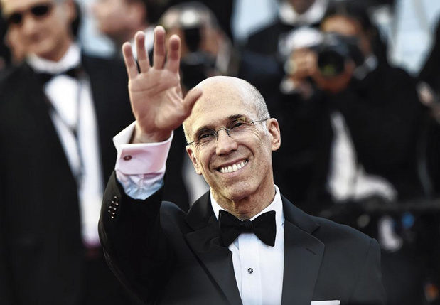 Jeff Katzenberg, le dernier nabab d'Hollywood