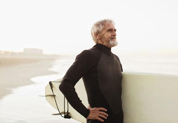 De longen en spieren van een veertiger op je 70e? Het kan