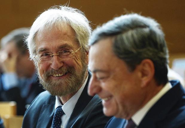 """Peter Praet: """"La BCE ne cherche pas à faire plaisir aux gouvernements"""""""