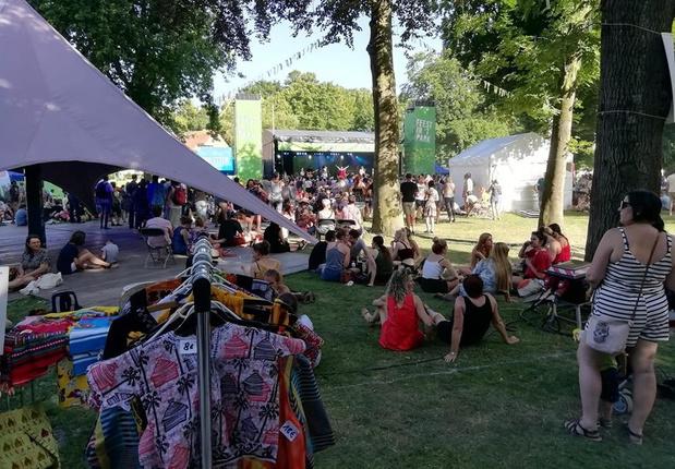 Massale toeloop voor Brugs Feest in 't Park