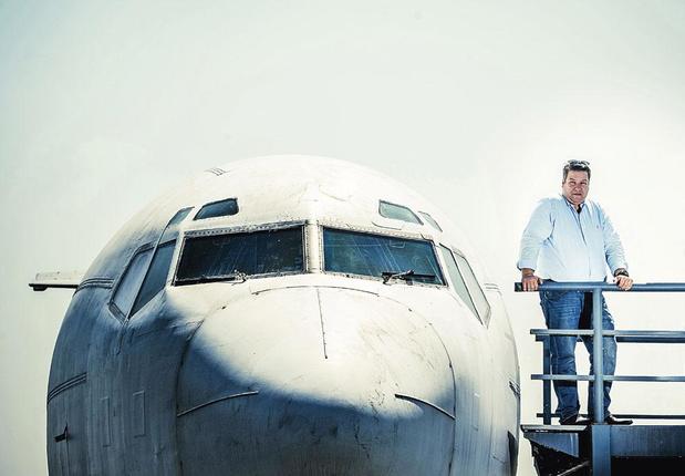 Een tweede leven voor vliegtuigen