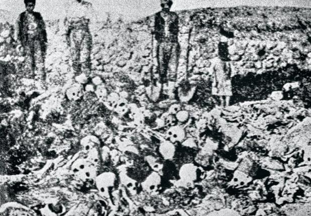 """Les USA reconnaissent le """"génocide arménien"""", Ankara déplore un vote """"dénué de sens"""""""
