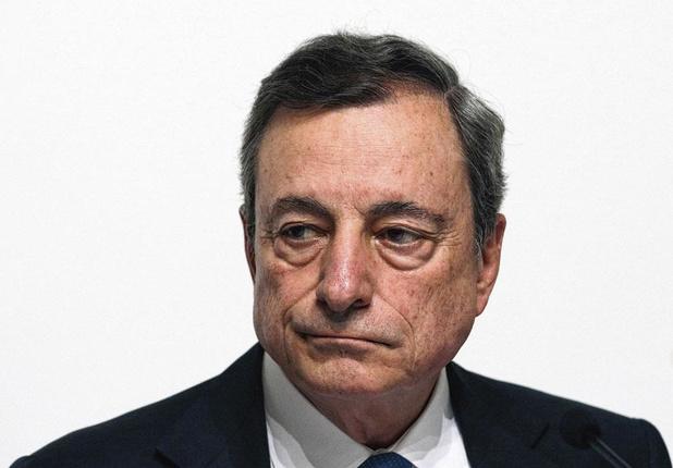 """Mario Draghi n'est """"pas disponible"""" pour diriger le FMI"""