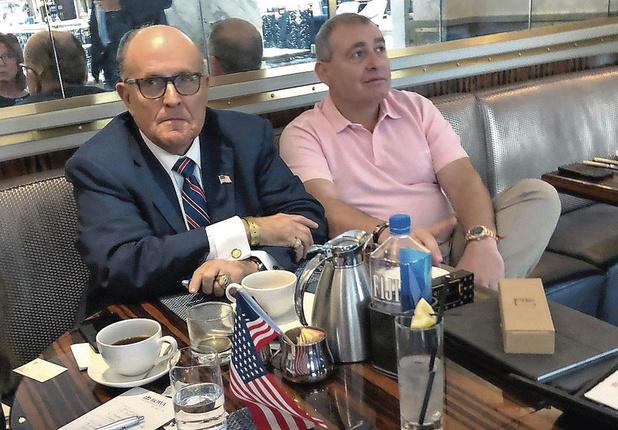 Manafort, Giuliani: Trump et ses conseillers spécieux