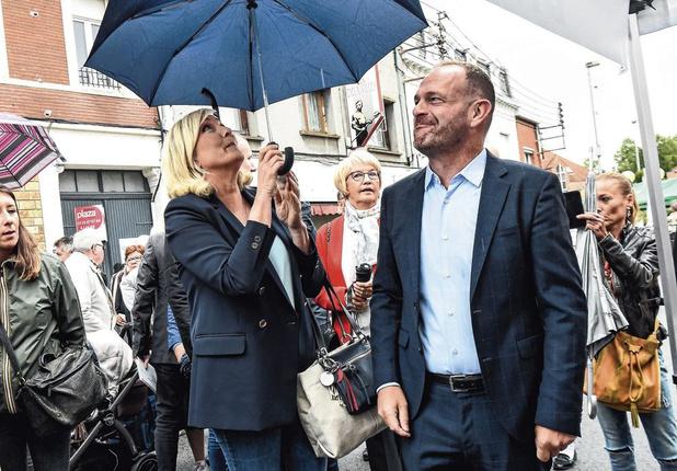 Marine Le Pen et la stratégie de l'inondation