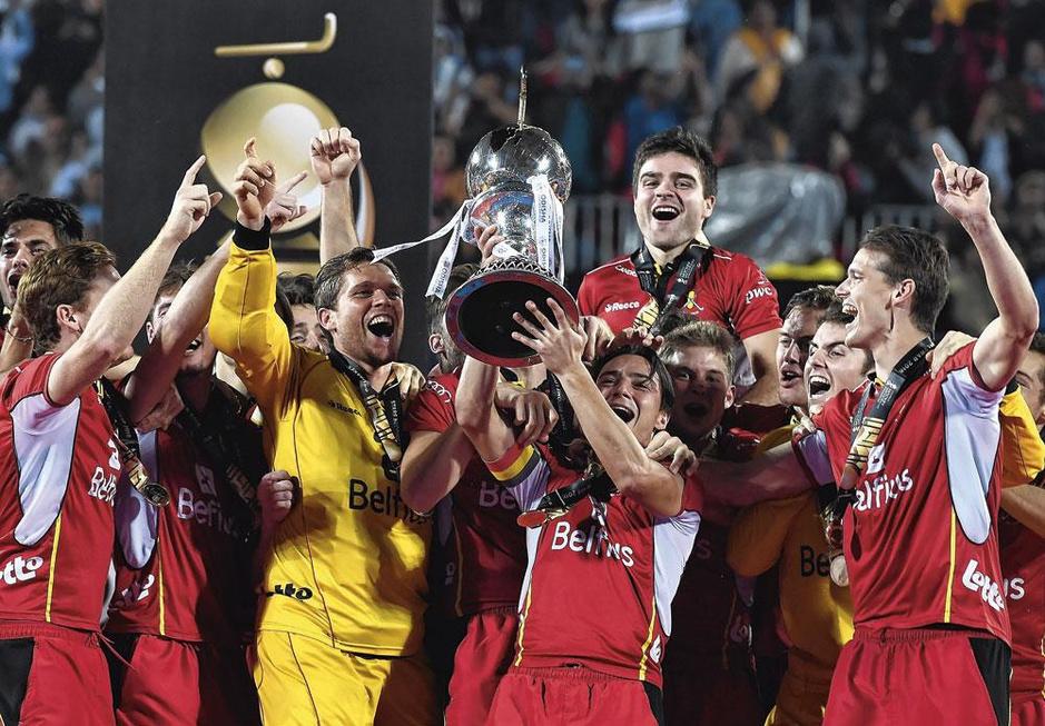 Red Lions in Antwerpen op zoek naar EK-goud: hoe een team van sterren een sterrenteam werd