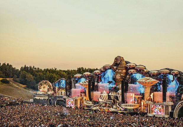 Le festival Tomorrowland se déroulera en ligne