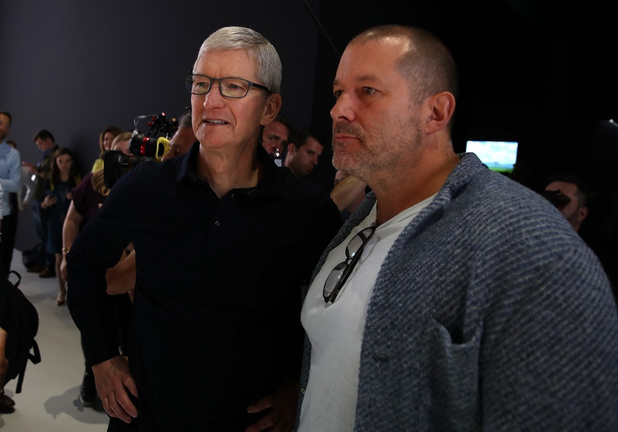 Jony Ive tire sa révérence: qui est ce designer star d'Apple?