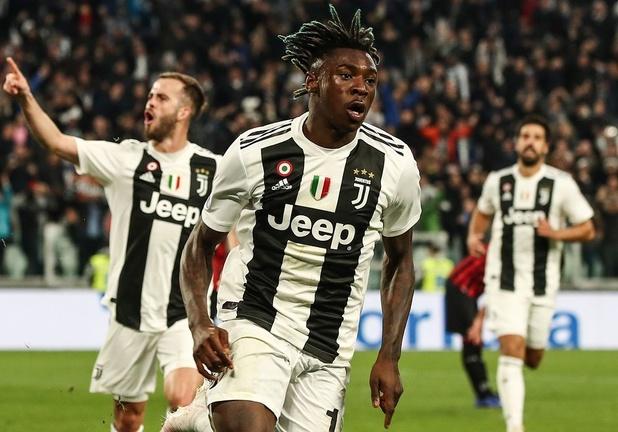 Plus qu'un point pour la Juventus