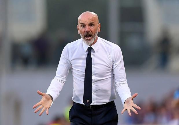 Démission de l'entraîneur de la Fiorentina Stefano Pioli