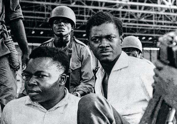 """La fille de Lumumba demande ses """"reliques"""" au roi des Belges"""