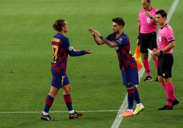 Coronavirus: un joueur du Barça positif, le match face au Bayern maintenu