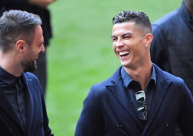 Ronaldo sera titulaire contre l'Ajax
