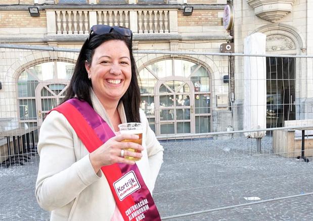 Originele verjaardagswensen voor stadswerknemers in Kortrijk