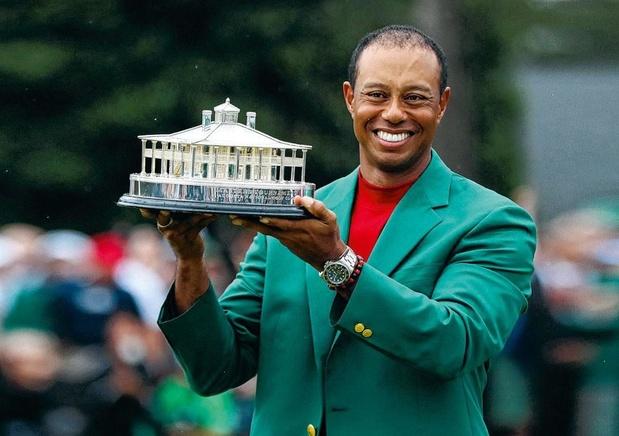 Tiger Woods : la quinzième symphonie