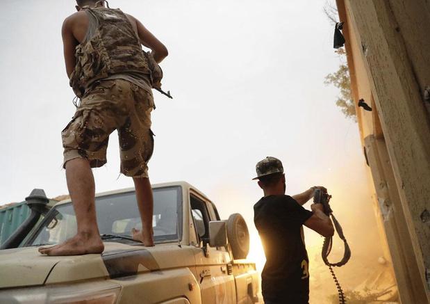 Burgeroorlog in Libië: 'Turkije dreigt meegesleurd te worden'
