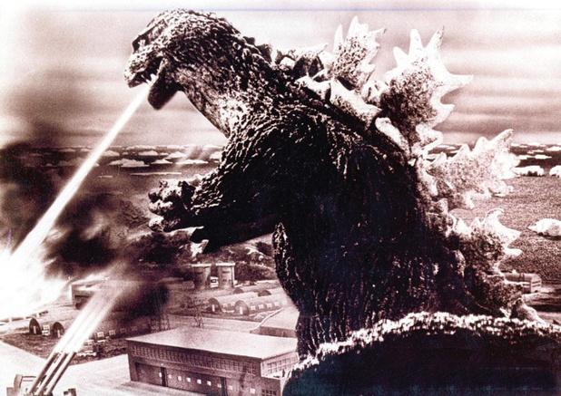 Godzilla groeit