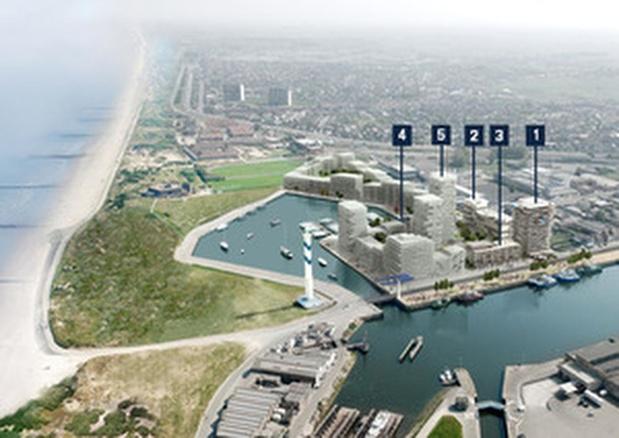 VLIZ en ILVO krijgen gemeenschappelijke campus op Oosteroever Oostende