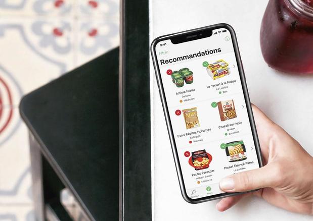 Yuka, l'appli qui fait frémir marques et distributeurs