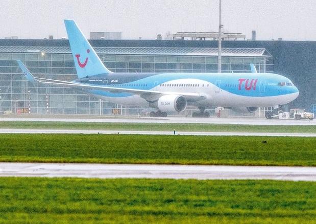 Le bénéfice de TUI s'effondre après l'interdiction de voler des Boeing 737 Max