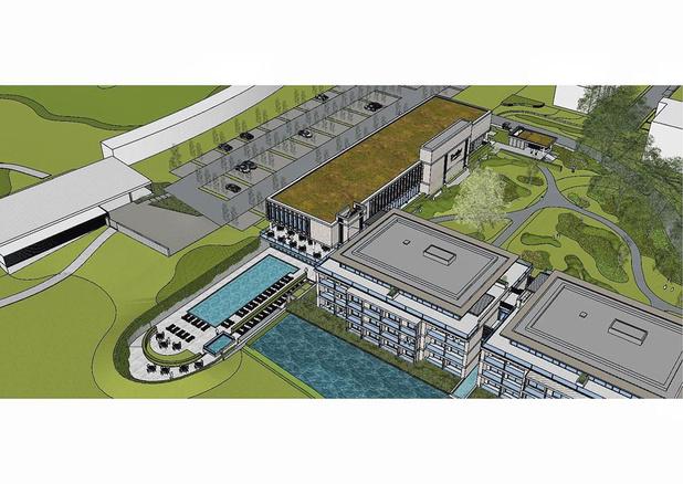 L'expansion de David Lloyd passera par Sterrebeek