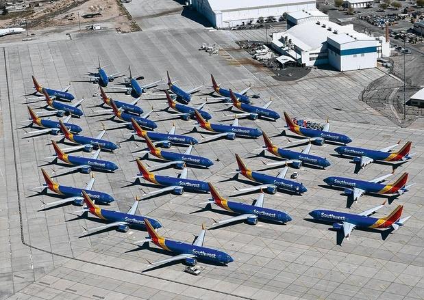 Boeing ne sort pas de la zone de turbulences