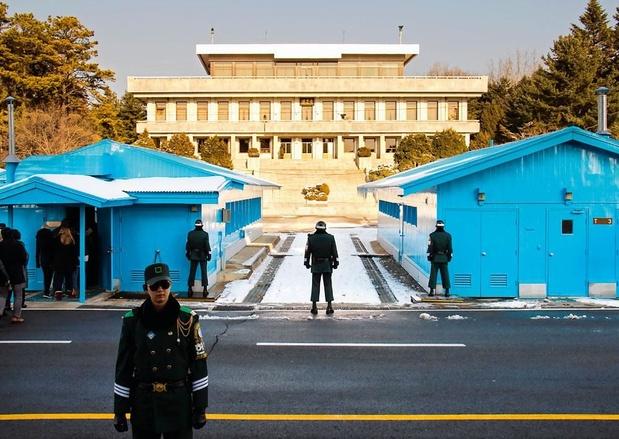Destination la Corée du Sud, dans un village insolite avec vue sur le Nord