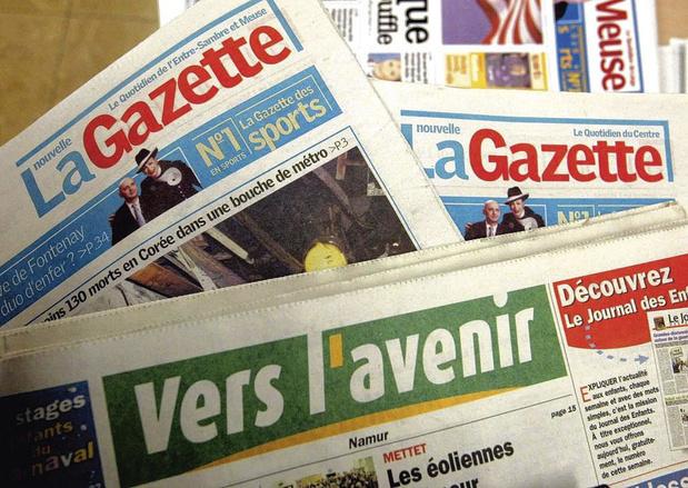Le retour en grâce de la presse francophone: l'audience a bondi de 14% en un an