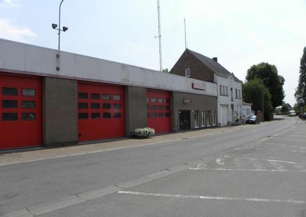 Onbekenden proberen brand te stichten in brandweerkazerne Waregem