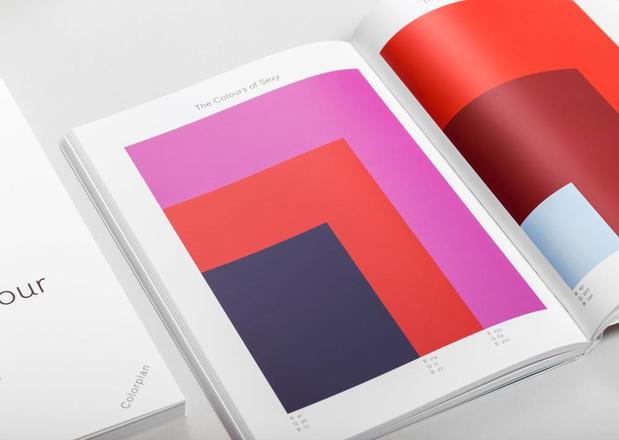 La psychologie des couleurs selon GF Smith