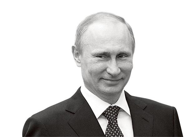 Vladimir Poetin - Bevriende president