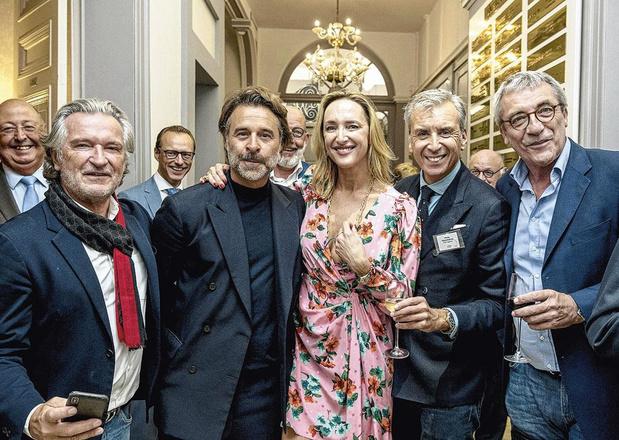 Voka Antwerpen-Waasland prominenten