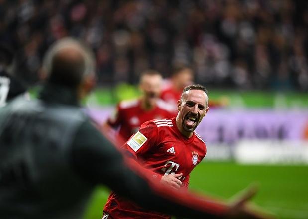 Le Bayern Munich officialise le départ de Franck Ribéry, après 12 saisons