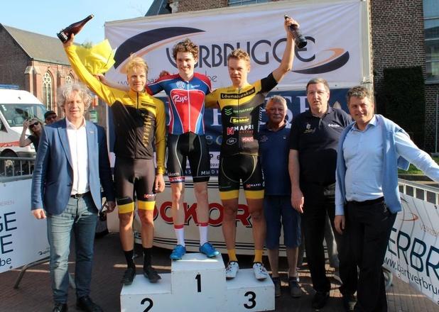 Noor Ludvig Fischer Aaasheim wint Witte Donderdagprijs in Bellegem