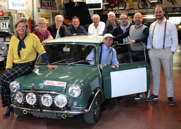 """Golden Classics Festival brengt tijd van toen terug: """"We zijn er niet alleen voor liefhebbers van oude auto's"""""""