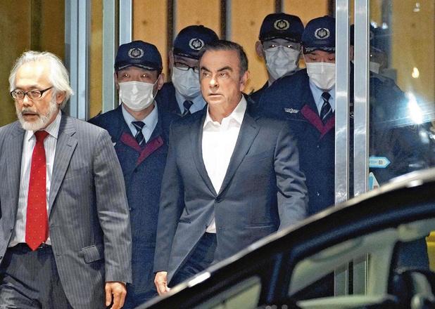 """"""" Si le Japon était terre d'injustice, Carlos Ghosn n'aurait pas pu s'échapper """""""