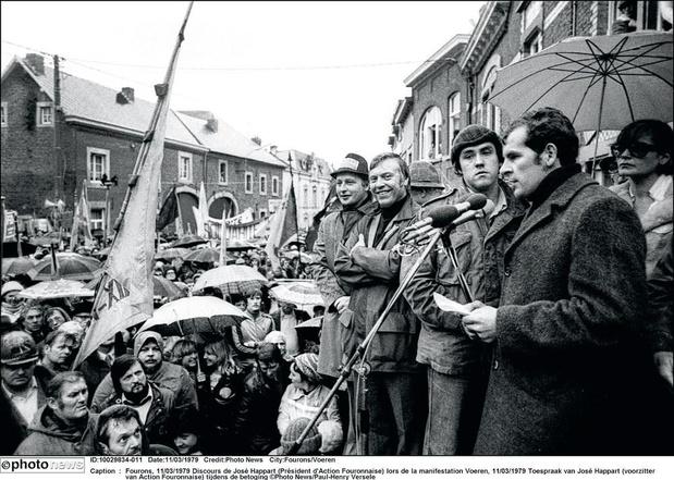 Le 22 mai 1979, le jour où José Happart piégea le roi Baudouin