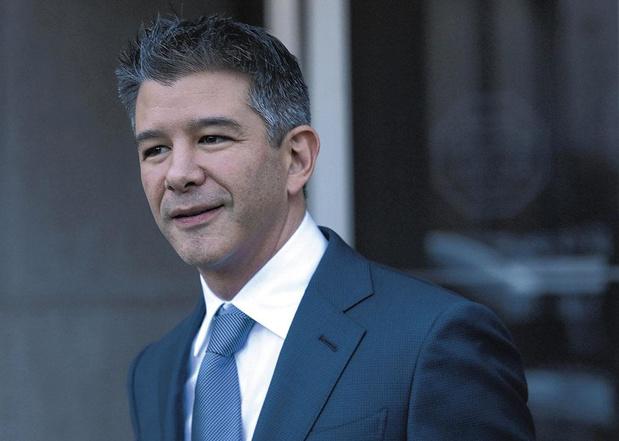 Kalanick a définitivement quitté Uber
