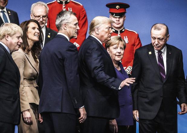 Onder wereldleiders