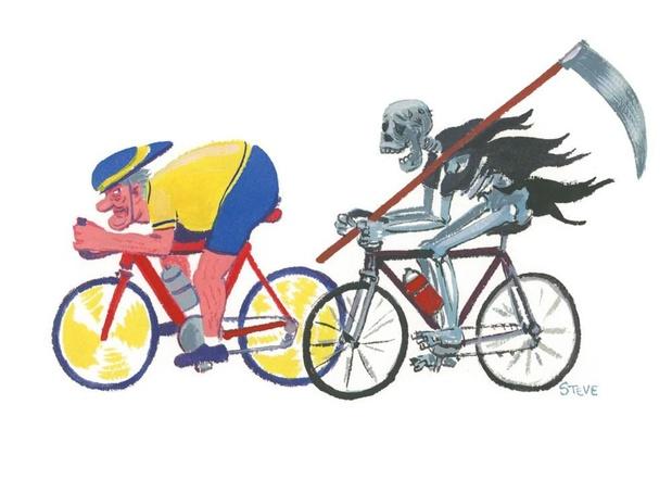 Factcheck: 'Wie intensief fietst, leeft vijf jaar langer'