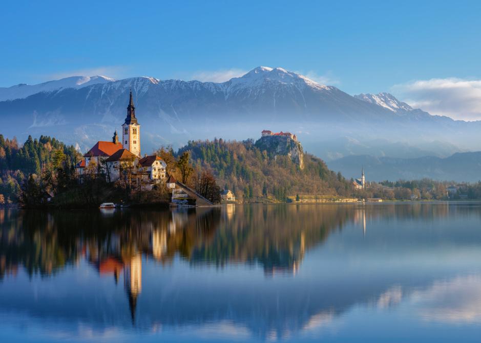 Slovenië opent nieuwe langeafstandswandelroute