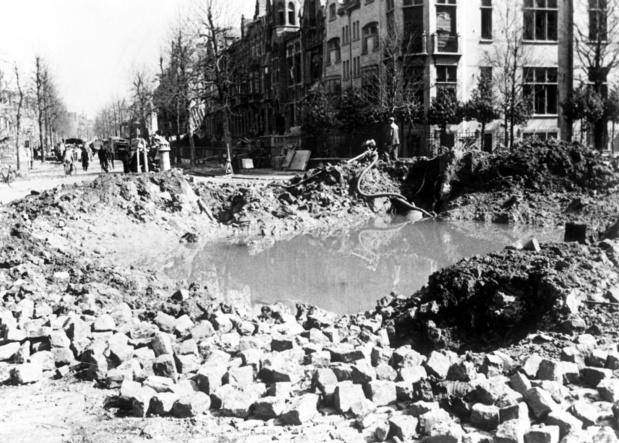 Exact 75 jaar geleden vielen er 127 doden in Kortrijk