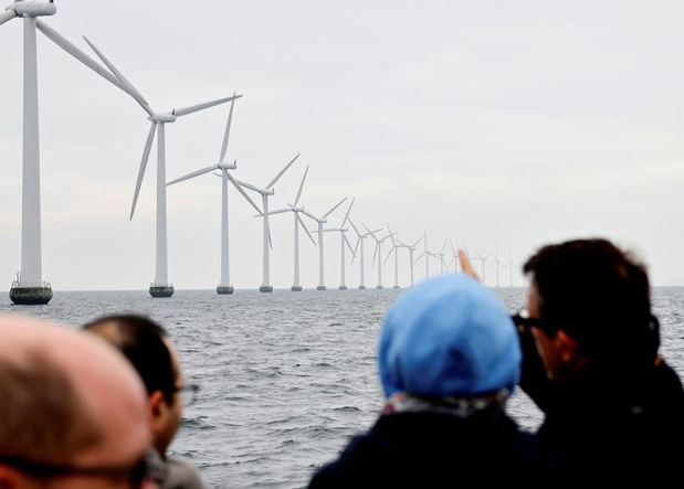 Windmolens op zee halen recordopbrengst