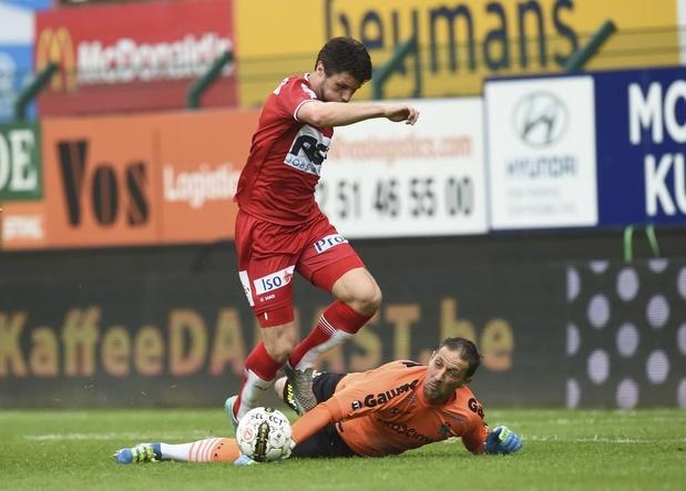 KV Kortrijk en Charleroi speelden ook drie seizoenen geleden finale play-off 2